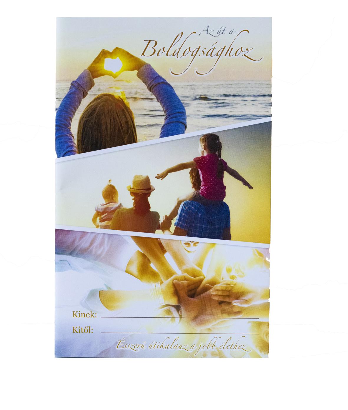 Az út a boldogsághoz könyv