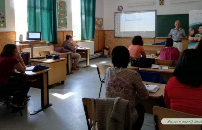 Iskolai Elfogadás Program Székelyföldön