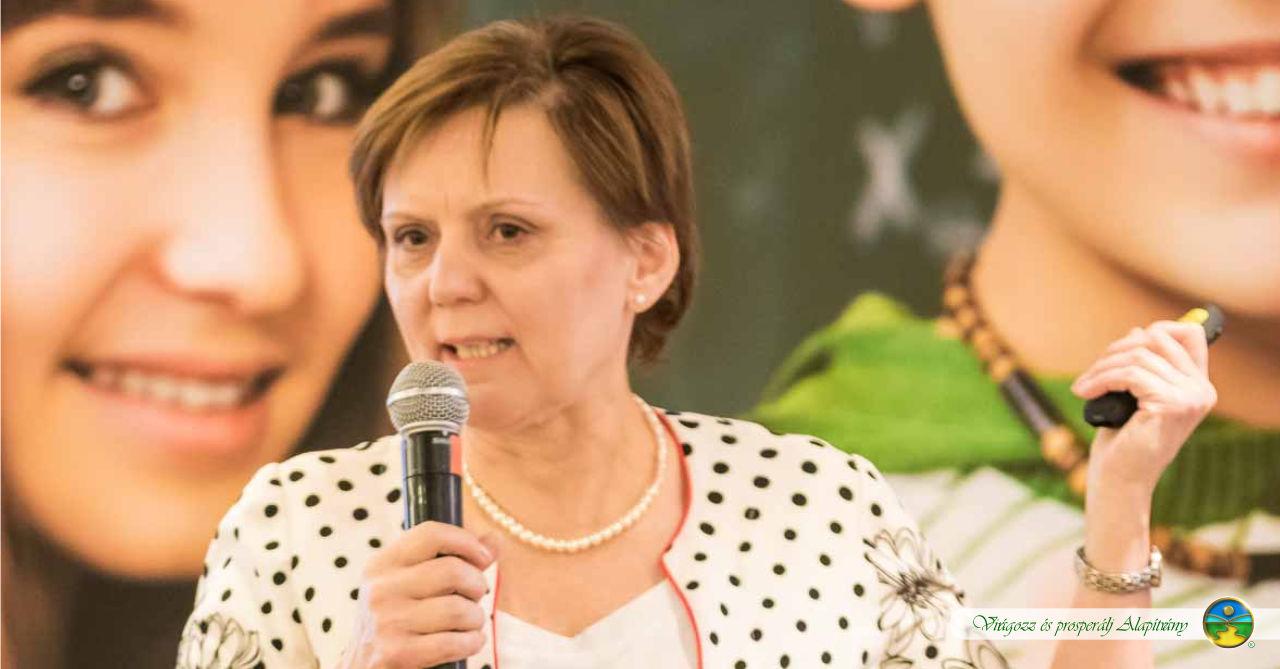 Iskolai Agresszió Csökkentési Konferenciák 2019. - Dr. Fábián Mária