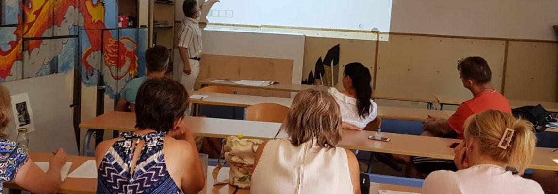 Etikai Kódex Előadás egy újabb iskolában