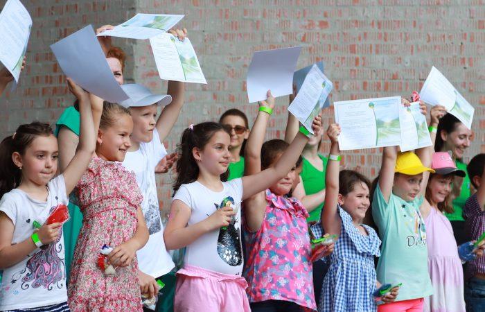 Segíteni jó, segíteni menő! Országos Gyerekpályázat záróműsora és díjátadója
